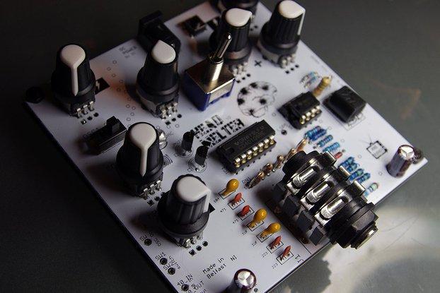 Headmelter oscillator sound generator