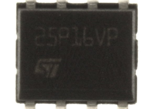 ST Micro M25P16-VMN6P NOR Flash 16MBit Qty=20