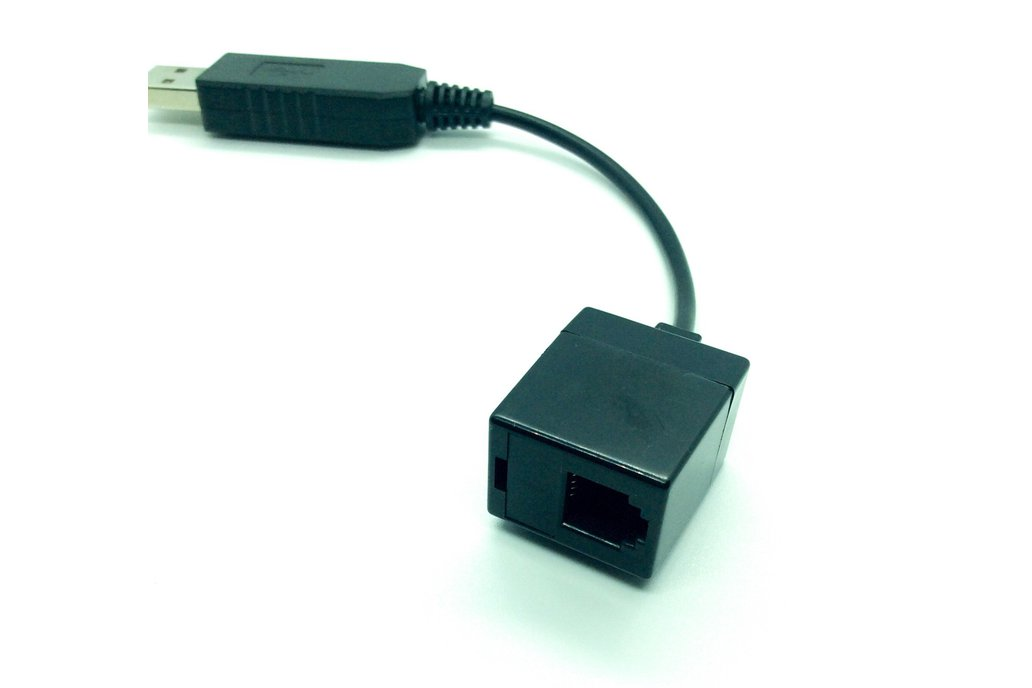 M0110 Keyboard To USB Converter for old Macintosh 1