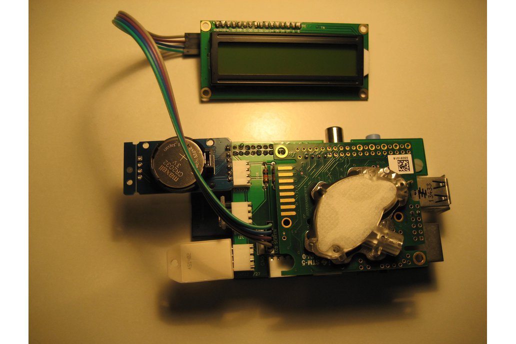 Raspberry Pi - LiV Pi Expert for RPi model B 1