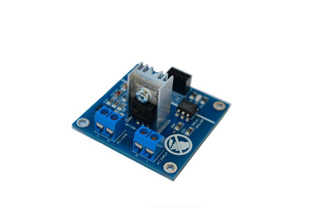 1CH AC Dimmer Module Controller Board Heatsink 1