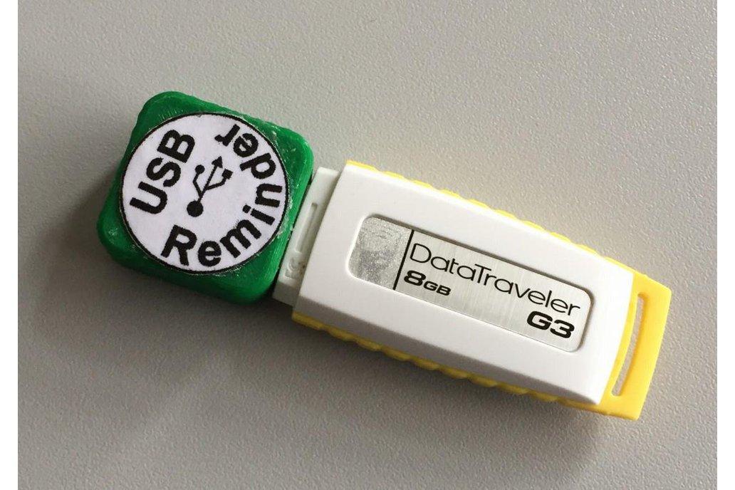 USB Memory stick reminder kit 1