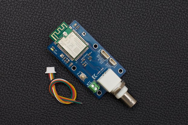 Wireless EC Sensor