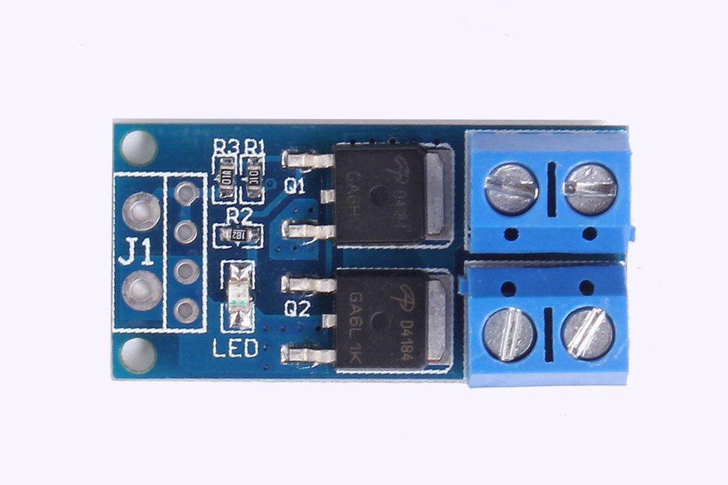MOS Tube Transistor PWM Regulator Switch(10536) 5