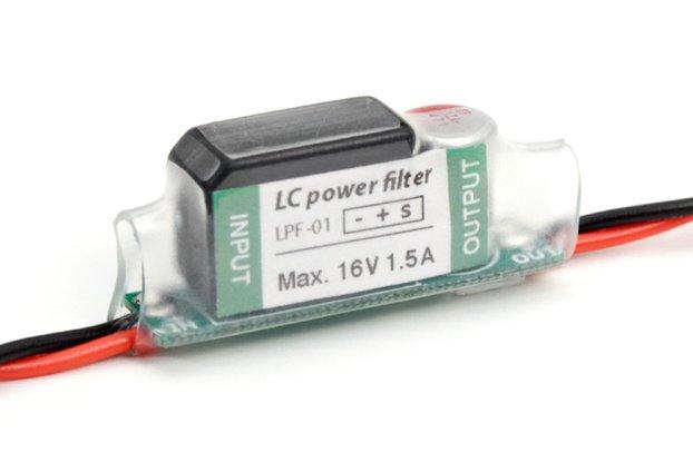 LPF-01 LC Common Mode Power Filter