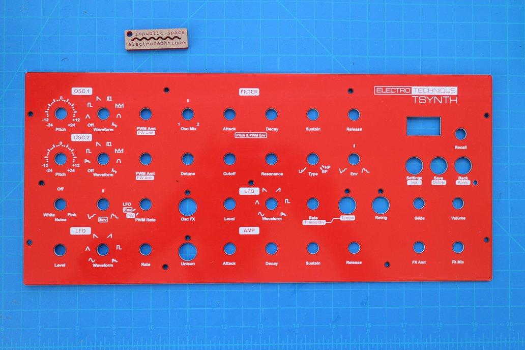TSynth Board + Screen Only 1