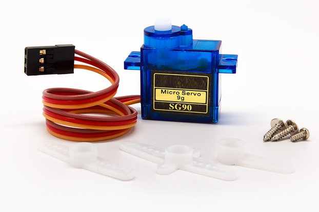9g Micro Servo for RC and Drones