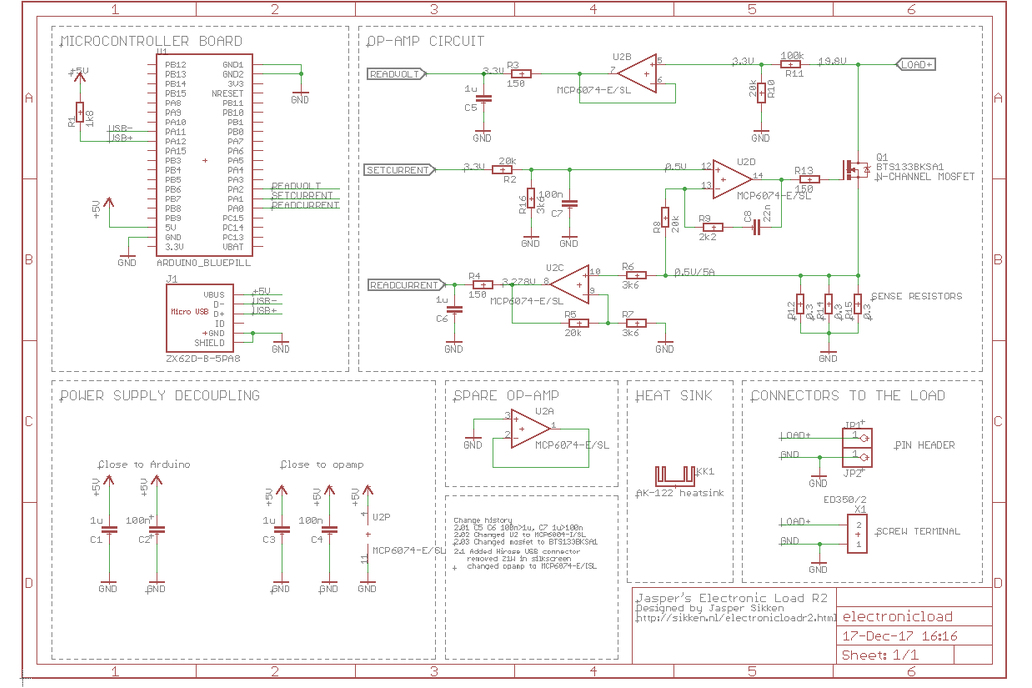 Jasper's Electronic Load R2 4