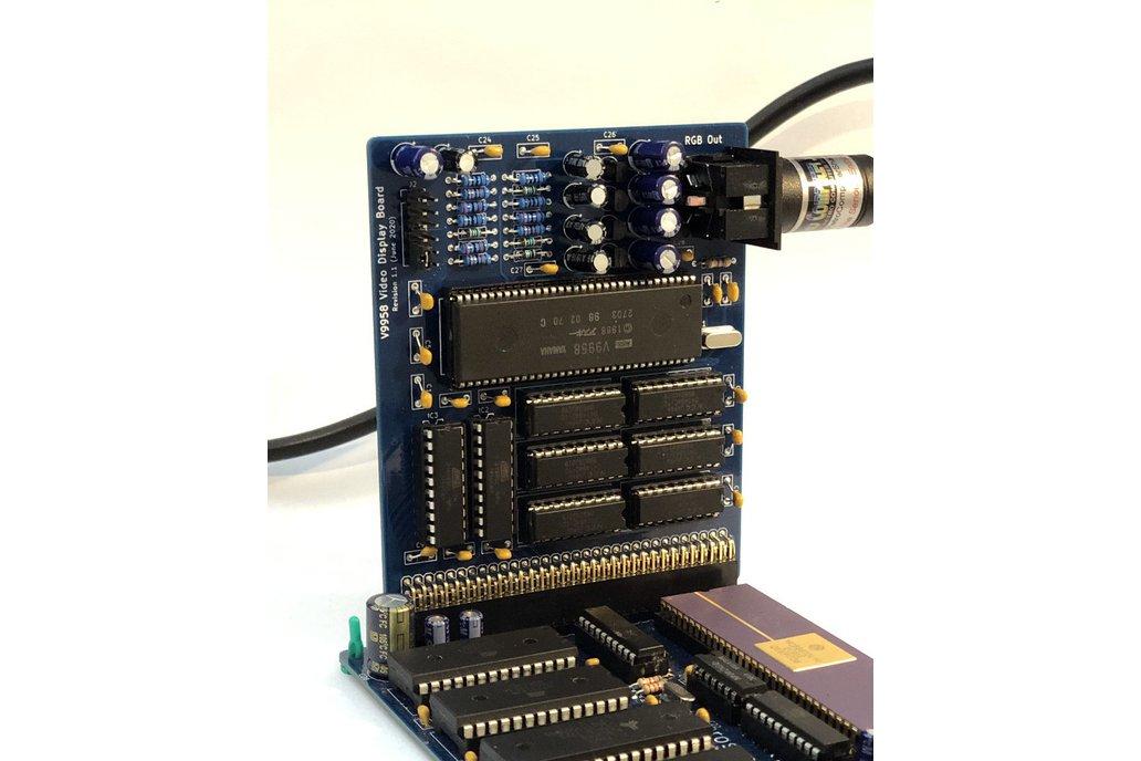 V9958 Video Board for rosco_m68k 1