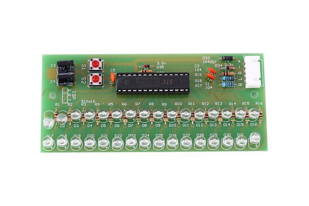 Blue LED Voice Sensor Spectrum Indicator (GY16346)