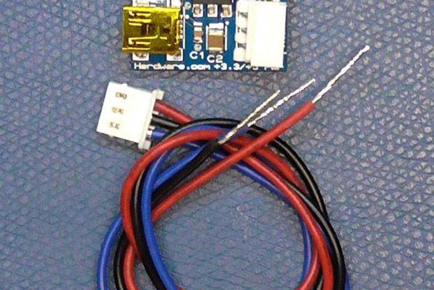 3.3V Power Supply from USB