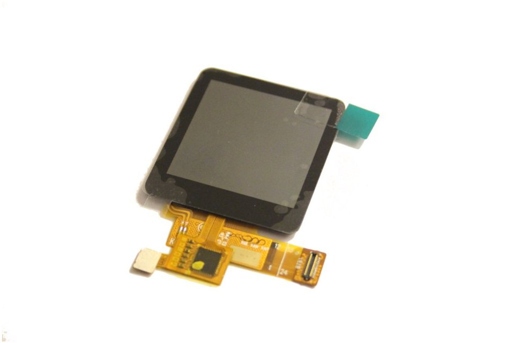 "Micro Display: 1.6"", 240x240px, Capacitive Touch 1"
