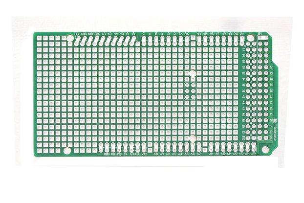Proto Shield for Arduino Mega + Headers