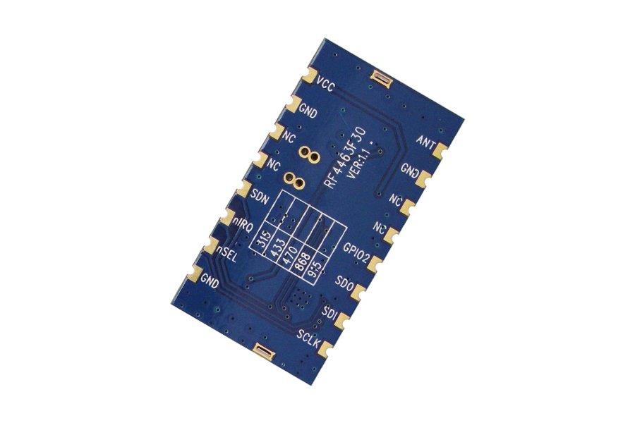 RF4463F30  1W  Wireless Transceiver Module