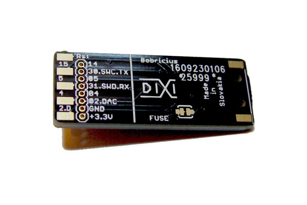 DiXi - arduino sam D11 usb stick 6