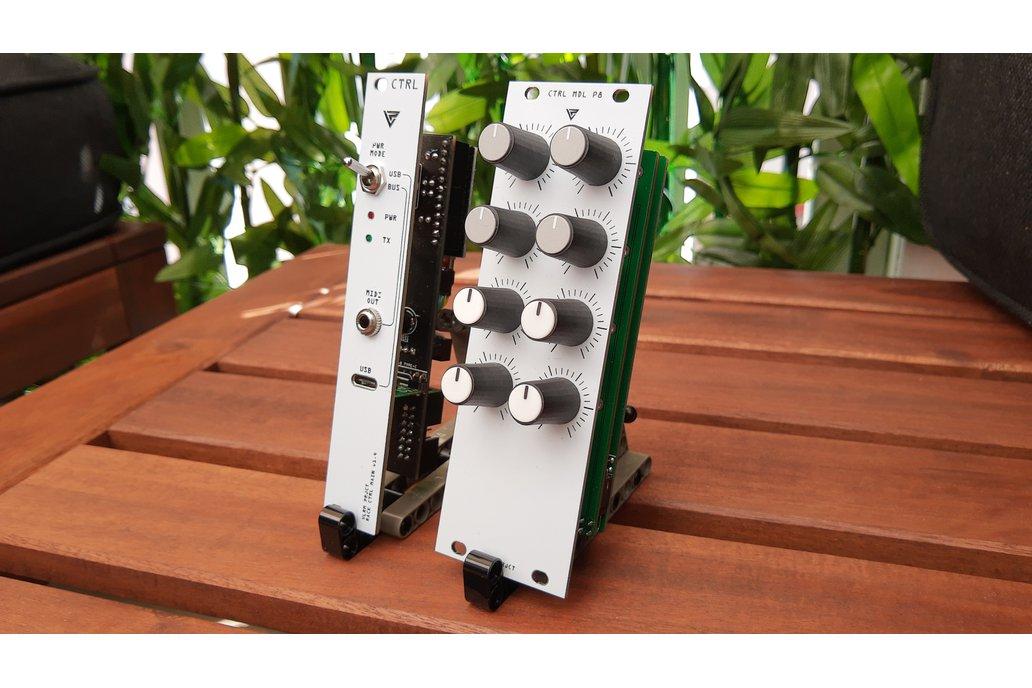 Modular Rack MIDI Controller 1