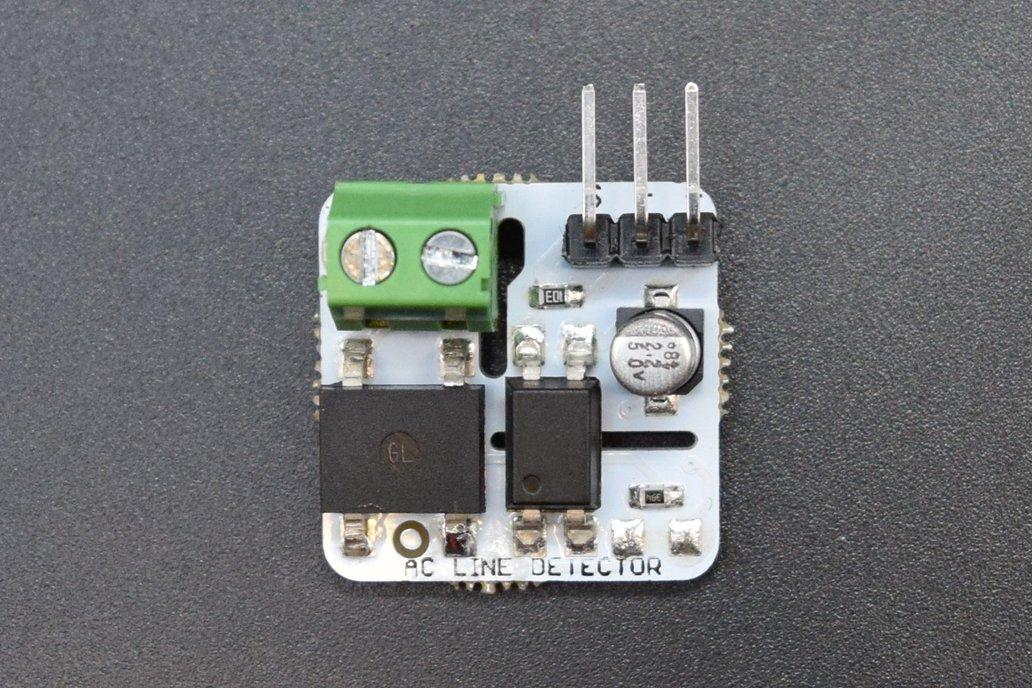AC mains/ Zero Crossing Detector 2