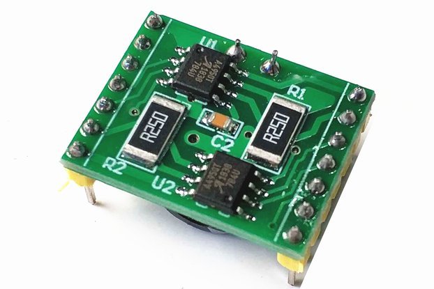 A4950 Dual Circuit Motor Drive Module