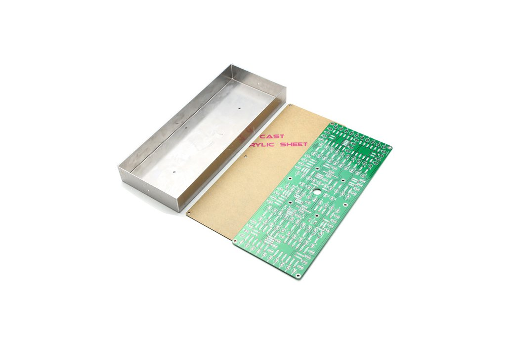 Large Screen Remote Clock Electronic DIY Kit 5