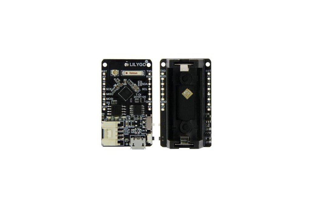 LILYGO® TTGO T-OI ESP8266 Chip Rechargeable 16340 1