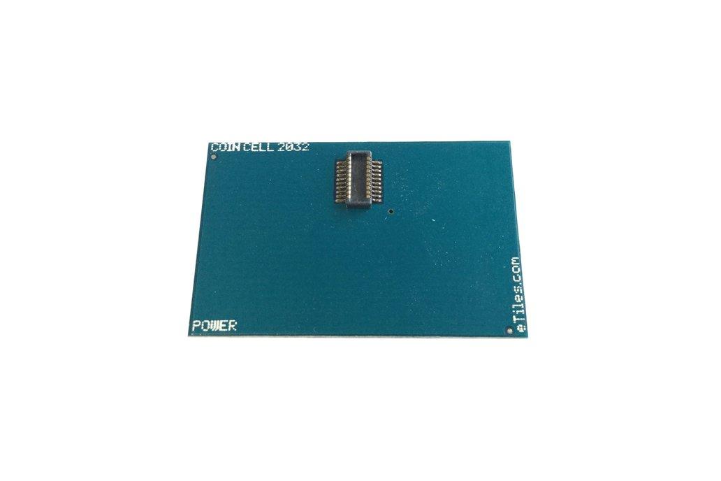 Coin Cell Holder Tile - Size 2032 2