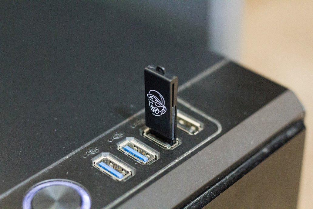 Brian's Face USB Drive (16GB) 7