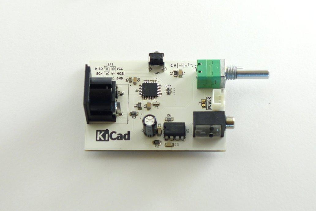 MIDI Biodata Sonification Device v2.1 6