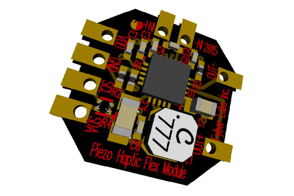 Piezo Haptic Flex Module 5