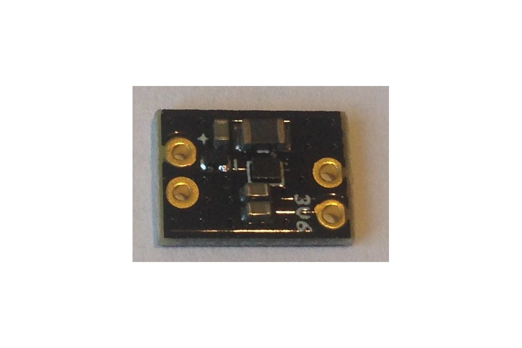 TPS610995 3.6 V Booster Board 2