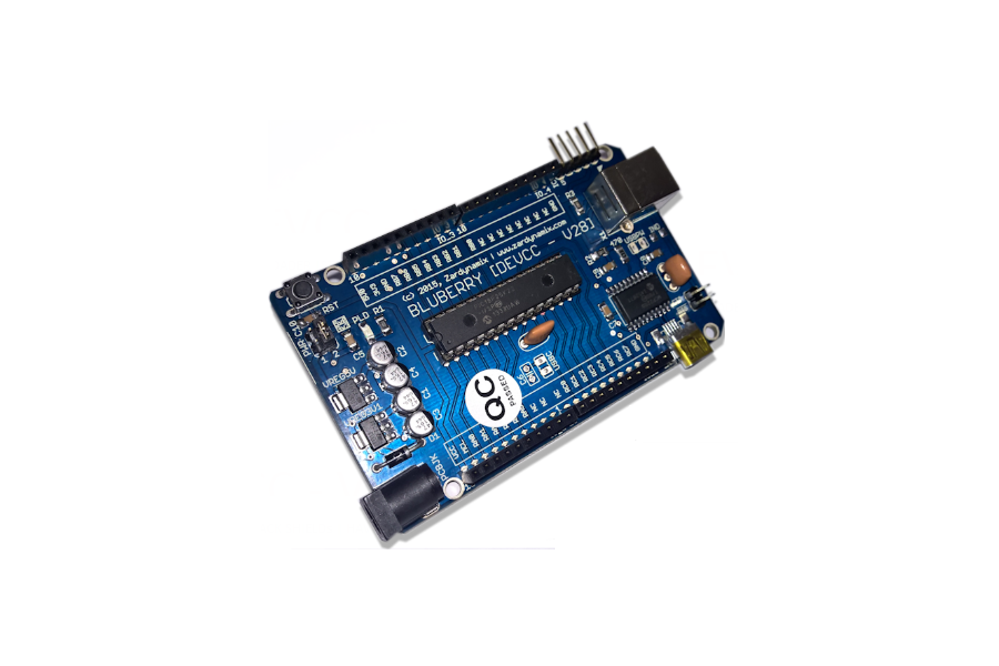 bluBerry - DEVCC - V28 16F, 18F 28 PIN