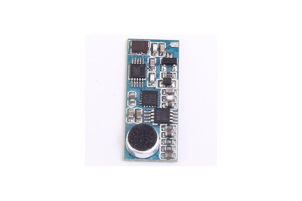 Mini FM Wireless Microphone Transmitter(10547) 2