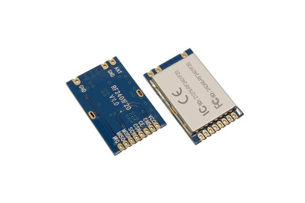 RF2401F20 2.4G Wireless 2400-2525MHz RF Module 1