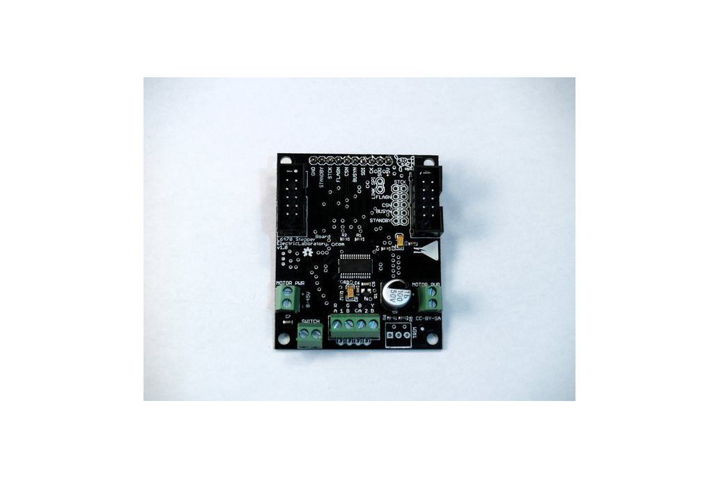 L6470 Stepper Driver - Chainable & Intelligent 1