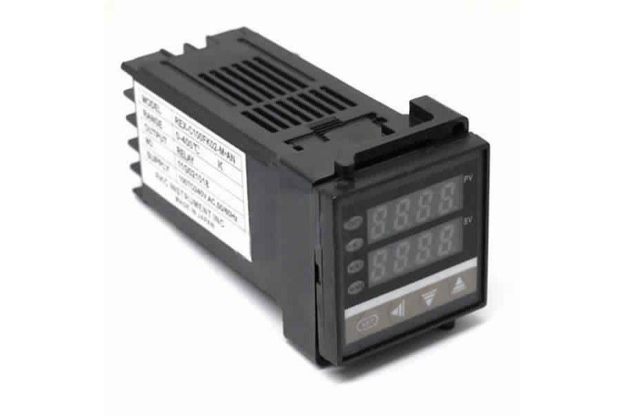 Dual PID Digital Temperature Control