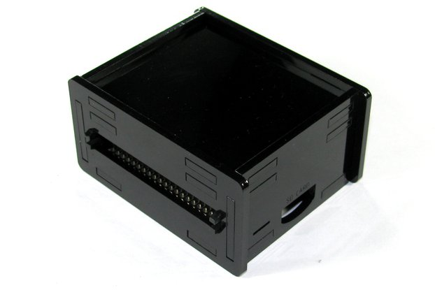 Black Raspberry Pi A+ Case