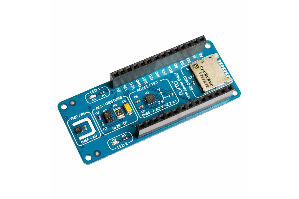 Turta MKR Sensor Shield for Arduino 1