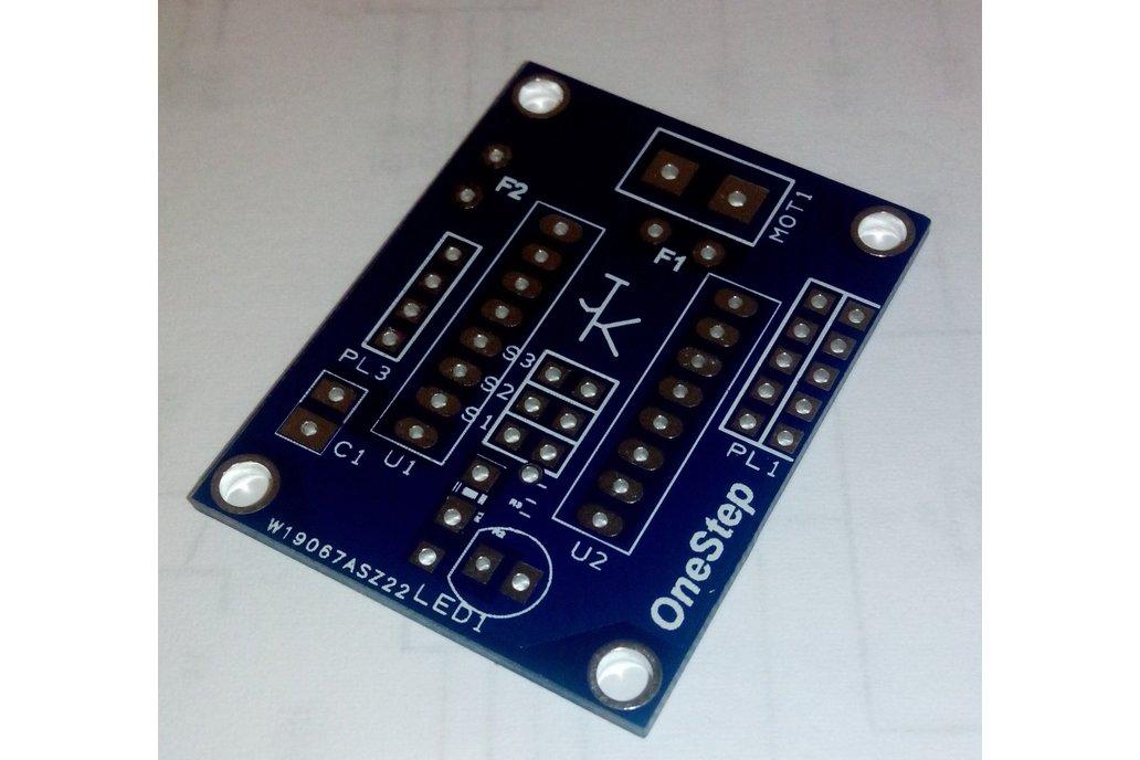 One Stepper Driver  PCB board  1