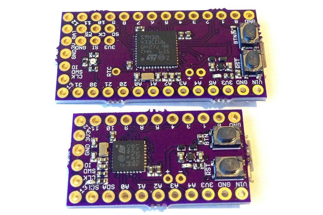 Ladybug STM32L432 Development Board 6
