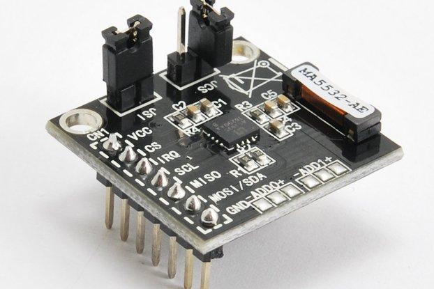 Lightning Breakout Sensor