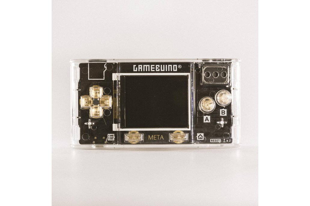GAMEBUINO META – Portable retro console, diy games 1