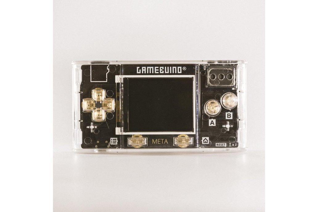 GAMEBUINO META – Portable retro console, diy games 1