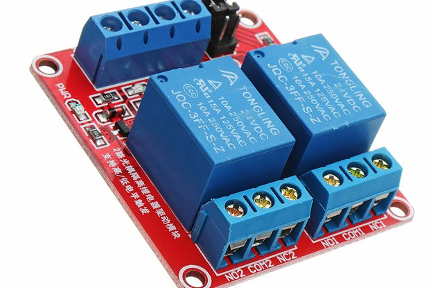 Relay Module Power Supply Module For Arduino