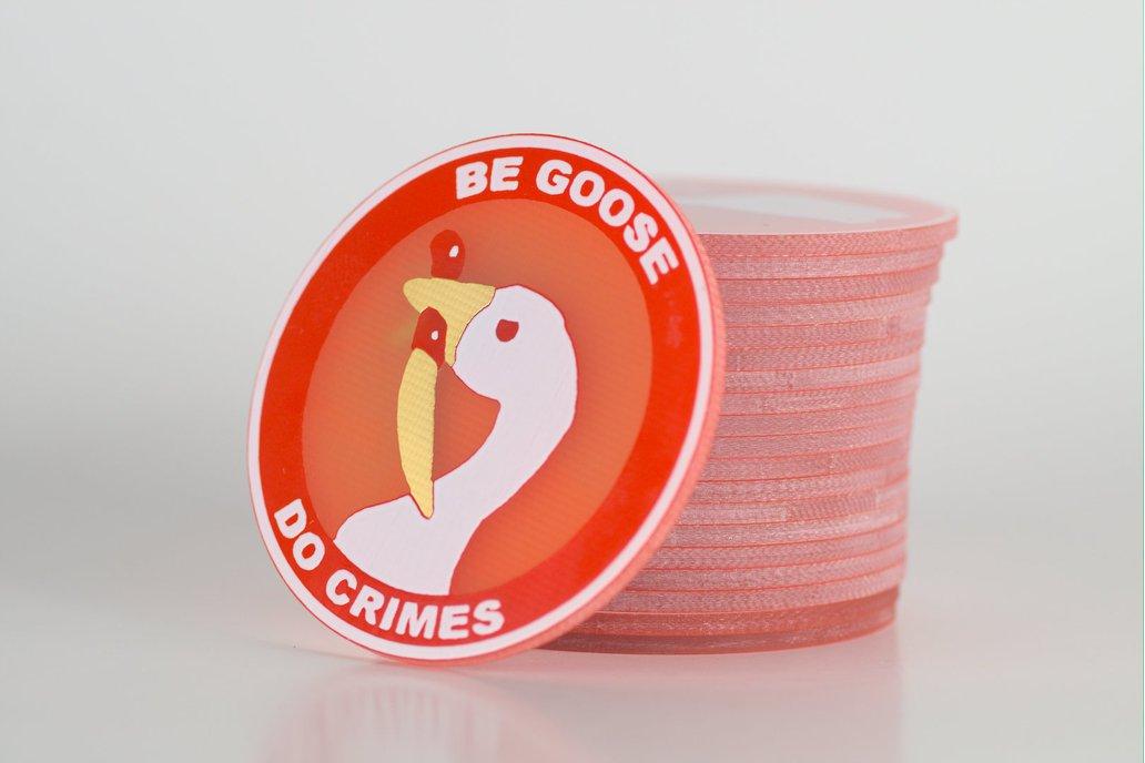 Goose Coin 1