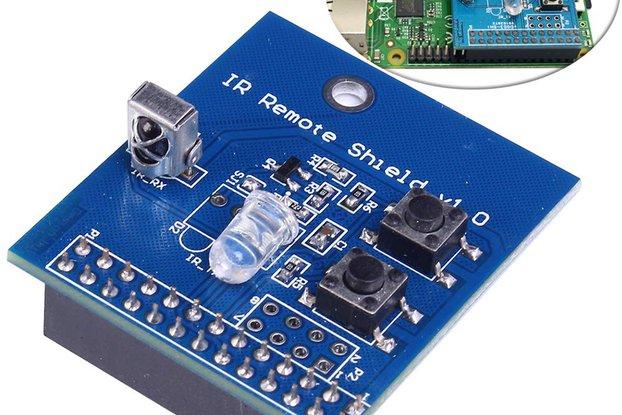 38KHz IR Control Development Board_10867
