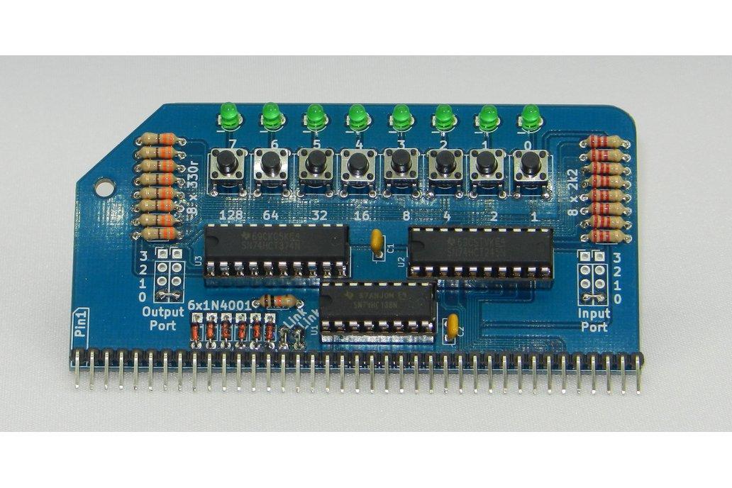 Digital IO Module For RC2014 Z80 Homebrew Computer 1