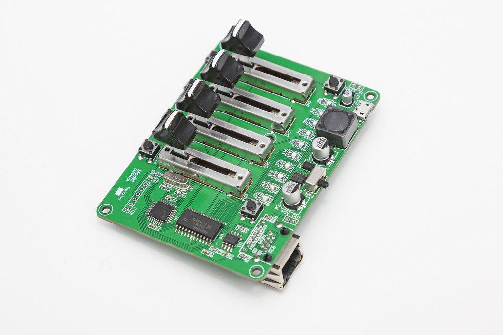DMX 40 Super Lite  - Lighting Controller 1