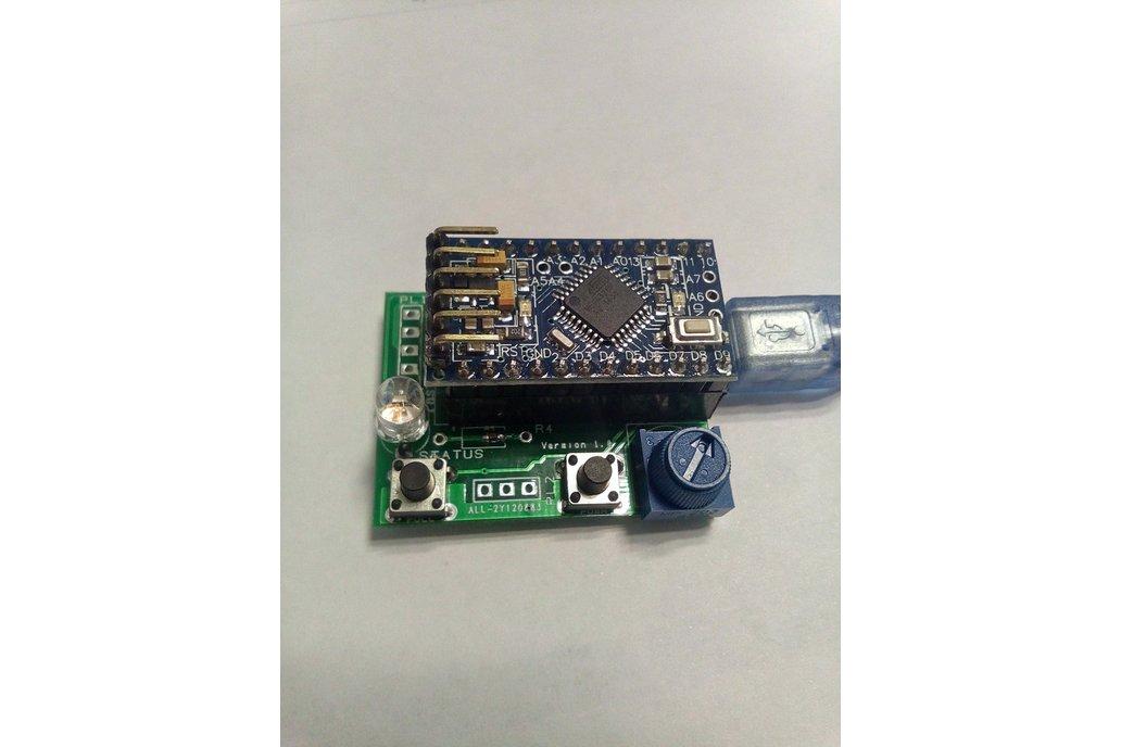 SMD Solder Paste Dispenser/Injector Control Board 1