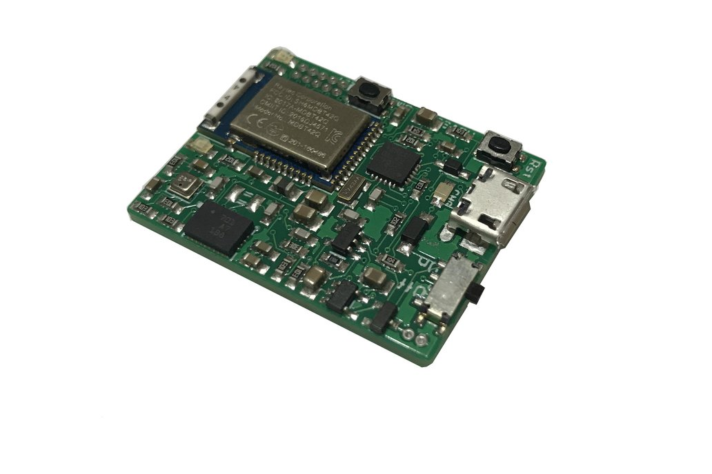 OmniTracker: BLE Wireless 9-axis IMU and Barometer 1