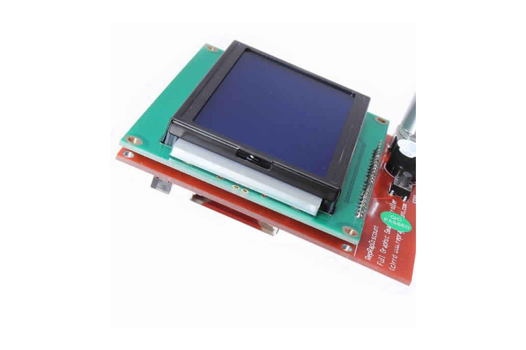 RAMPS 1.4 LCD Control Board 3