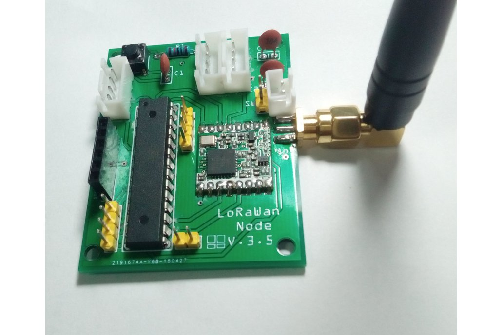 Low power LoRaWan Node Model A328 2